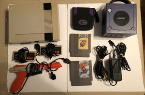 Nintendo NES/GameCube/N64 System w/ Games for Sale in Palatine, IL