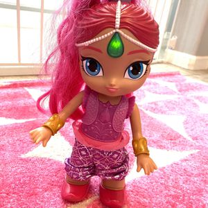 Shimmer and Shine Dancing and Talking Shimmer Doll for Sale in Mission Viejo, CA