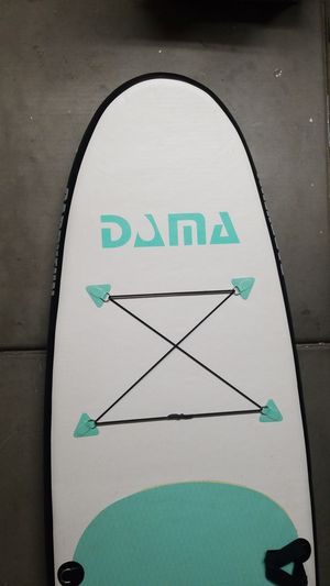 DAMA Youth 10'x30''x4'' Paddle Board Inflatable for Sale in Surprise, AZ