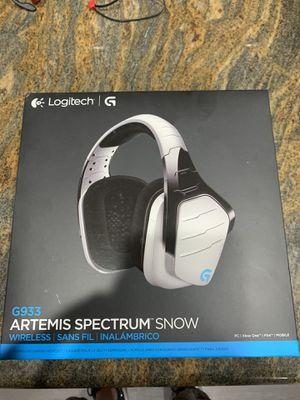 Logitech G933 Artemis Spectrum Headset for Sale in Chandler, AZ