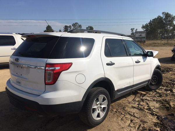 2014 Ford Explorer For Parts ONLY!