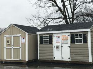 Shed displays delivered installed for Sale in FAIRMOUNT HGT, MD