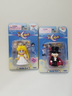 Sailor Moon Clip Ons (Please Read Description) for Sale in Phoenix, AZ