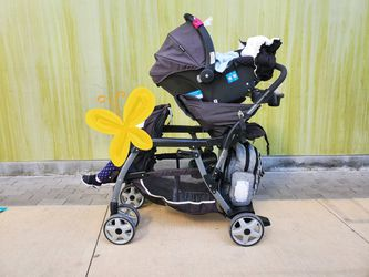 Double Stroller for Sale in Pearland,  TX