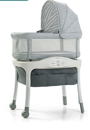 Graco® Sense2Snooze™ Bassinet with Cry Detection™ Technology in Hamilton for Sale in Yonkers, NY