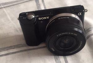 Sony camera for Sale in Richmond, VA
