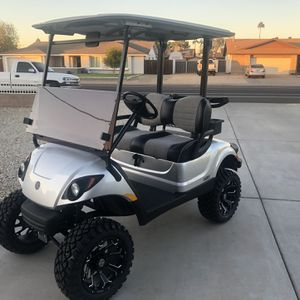 2014 Lifted Golf Cart for Sale in Glendale, AZ