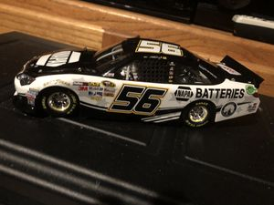2012 Martin Truex Jr 56 NAPA Battery Toyota 1 of 712 nascar for Sale in Nottoway Court House, VA