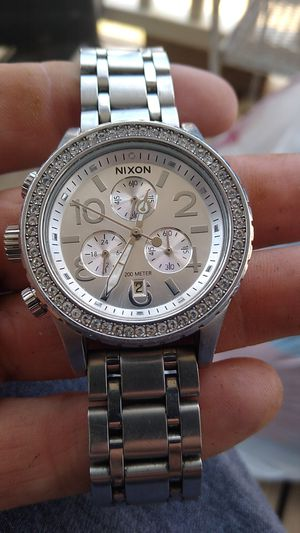 Nixion unisex watch almost new frfr!! for Sale in Midland, TX