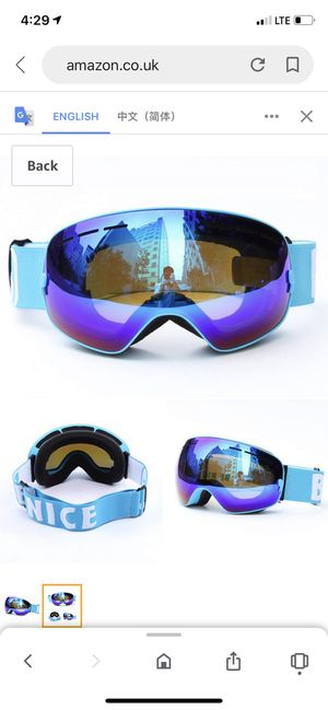 Ski Goggles for Sale in La Puente, CA