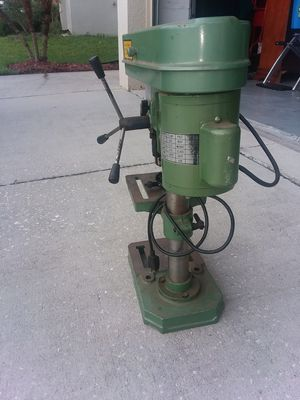 Central Machinery Vintage Drill Press for Sale in Orlando, FL