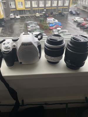 Pentax K-50 SLR Digital Camera for Sale in Hillsboro, OR