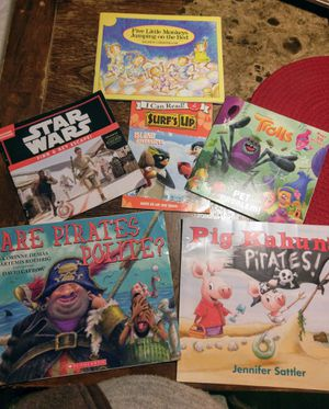 Lot of children's books. Books from movies. Fun books. for Sale in Olympia, WA