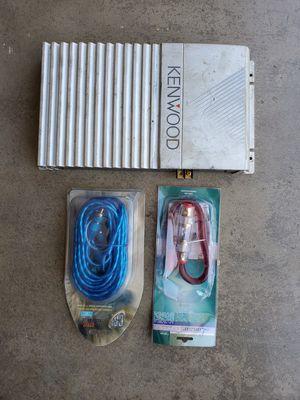 Car audio Amplifier for Sale in Fontana, CA