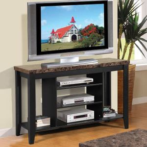 Tv stand brown for Sale in Dearborn, MI