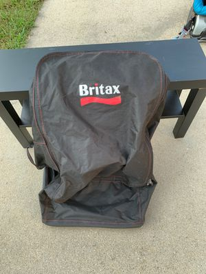 Britax Car Seat Travel Bag, Black for Sale in Taylors, SC