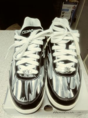 Reebok ( NFL Raiders Edition) for Sale in Irving, TX