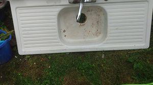 Vintage old sink for Sale in Mannington, WV