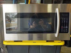 Samsung microwave ME18H704SFS for Sale in West Jordan, UT