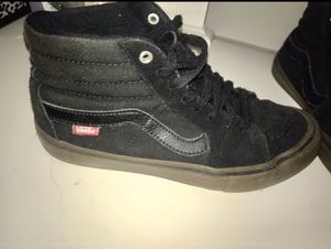 Vans Sk8 Hi Pro Size 8.5 for Sale in Westborough, MA
