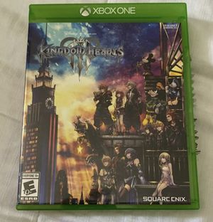Kingdom Hearts 3 Xbox one for Sale in Miami, FL