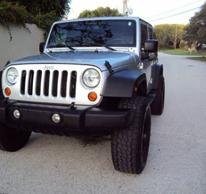 Firm.Price $18OO Jeep Wrangler '07 Urgent Selling!!! for Sale in Shreveport, LA