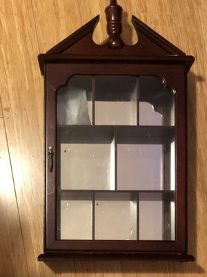 Curio Shelf for Sale in Pinole, CA