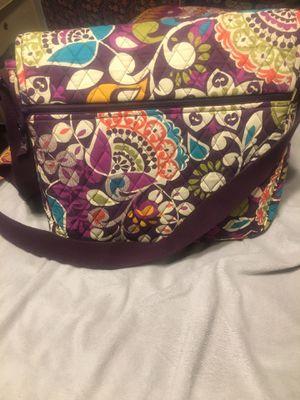 Vera Bradley PURPLE PAISLEY messenger bag for Sale in Westminster, CO