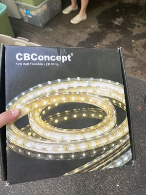 CBCONCEPT 100ft LED strip Rope lighting for Sale in Syosset, NY