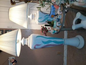 Set of country style lamps for Sale in Ontario, CA