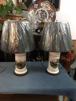 Beautiful lamps for Sale in Alhambra, CA
