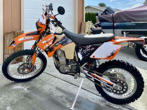 2004 KTM 450 EXC dirt bike for Sale in Desert Aire, WA