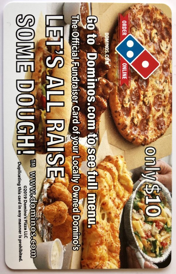 Dominos BOGO Coupon 10x Uses -$10