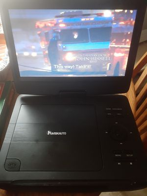 Portable DVD player for Sale in Columbus, OH