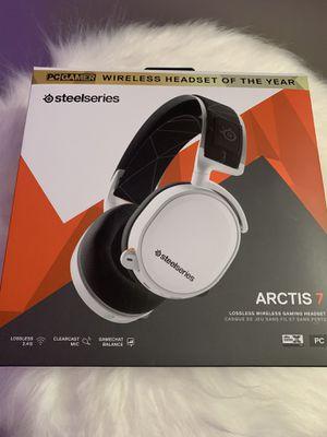 Steel Series Artis 7 Wireless Gaming Headset for Sale in Douglasville, GA