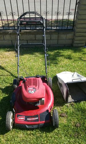Toro lawn mower for Sale in Covina, CA