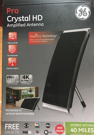 Antenna free local channels everything for Sale in Newport News, VA