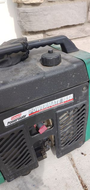 Coleman 1850w generator for Sale in Las Vegas, NV