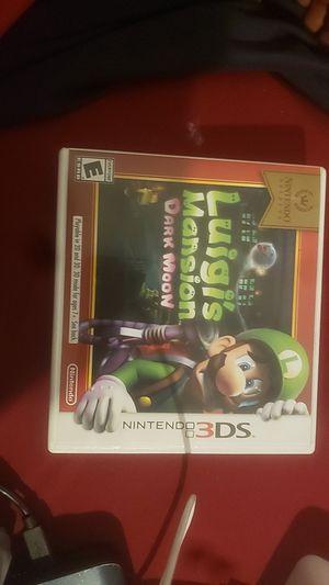Luigis Mansion Dark moon for Sale in West Park, FL
