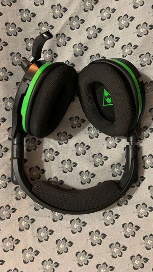 Turtle Beach Headsets 600 wireless stealth for Xbox One for Sale in Miami, FL