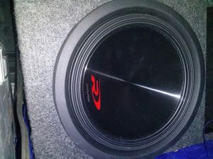 5000 Watt amp and sub. for Sale in Silver Spring, MD