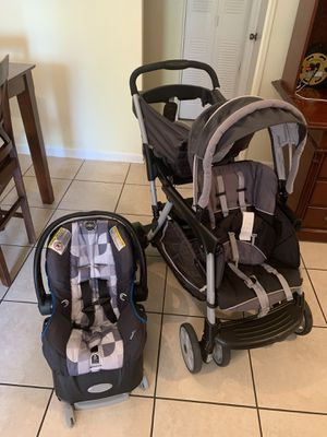 2 Seat Stroller and Car Seat for Sale in Tampa, FL