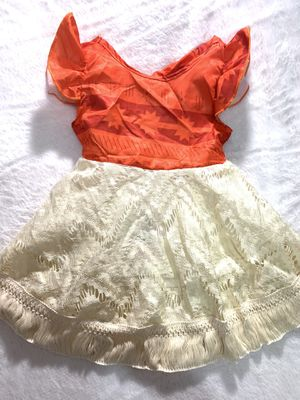 2t Moana dress for Sale in National City, CA