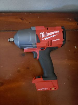Milwaukee M18 Fuel Brushless One Key 1/2 Impact Wrench for Sale in Downey, CA