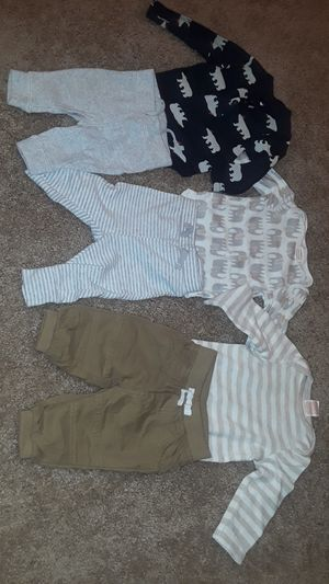 Newborn baby boy clothes for Sale in Silver Spring, MD
