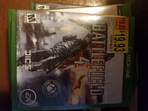 Battle field xbox one for Sale in Prineville, OR
