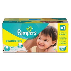 Pampers size 5 diapers for Sale in Corona, CA