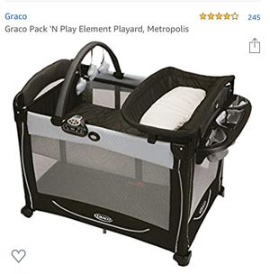 Graco Pack 'N Play with basinet and changing table for Sale in Irvine, CA