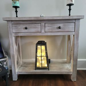 Rustic White Table for Sale in Elgin, IL