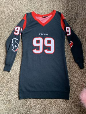 Texans sweater dress for Sale in Katy, TX